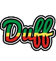Duff african logo