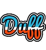 Duff america logo
