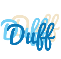 Duff breeze logo