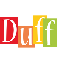 Duff colors logo
