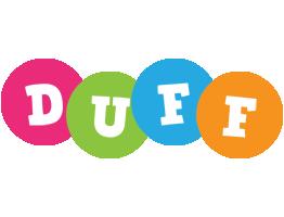 Duff friends logo