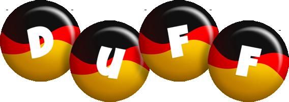 Duff german logo