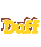 Duff hotcup logo