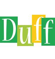 Duff lemonade logo