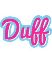 Duff popstar logo
