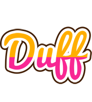 Duff smoothie logo