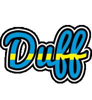 Duff sweden logo