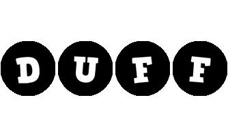 Duff tools logo