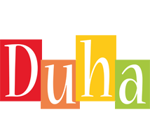 Duha colors logo