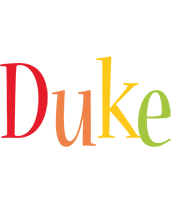 Duke birthday logo