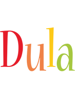 Dula birthday logo