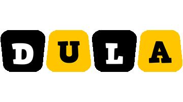 Dula boots logo