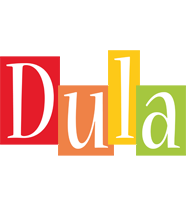 Dula colors logo