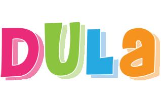 Dula friday logo