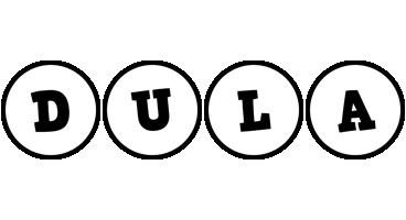 Dula handy logo