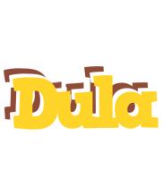 Dula hotcup logo