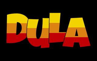 Dula jungle logo