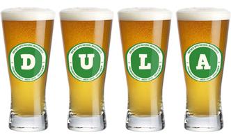Dula lager logo