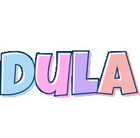 Dula pastel logo