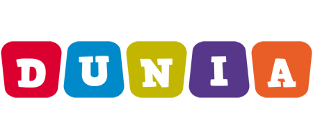 Dunia daycare logo