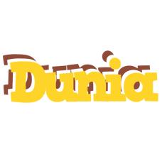 Dunia hotcup logo