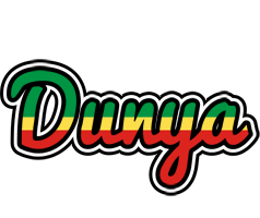 Dunya african logo