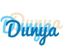 Dunya breeze logo