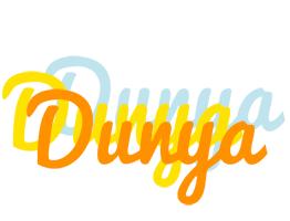 Dunya energy logo