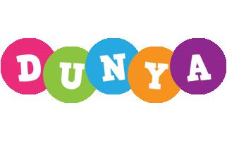 Dunya friends logo
