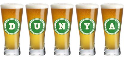 Dunya lager logo
