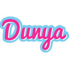 Dunya popstar logo