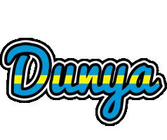 Dunya sweden logo