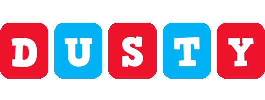Dusty diesel logo