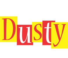 Dusty errors logo