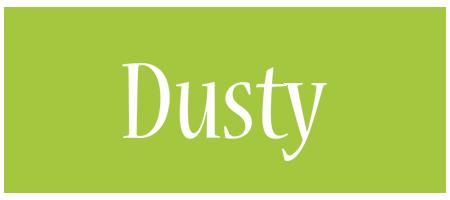 Dusty family logo