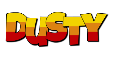 Dusty jungle logo