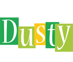 Dusty lemonade logo