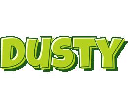 Dusty summer logo