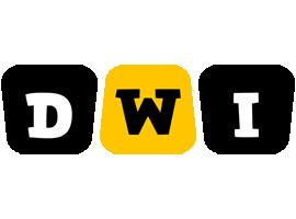 Dwi boots logo