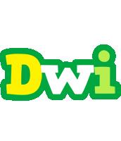 Dwi soccer logo