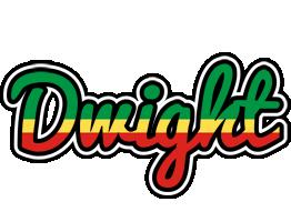 Dwight african logo