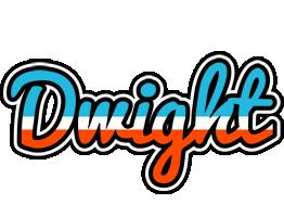 Dwight america logo