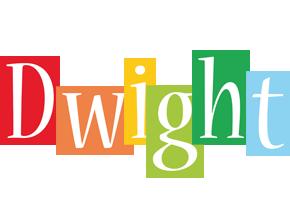 Dwight colors logo