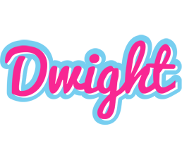 Dwight popstar logo
