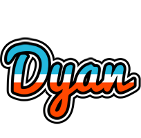 Dyan america logo