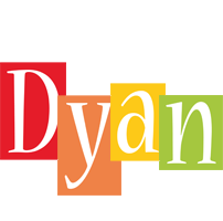 Dyan colors logo