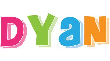 Dyan friday logo