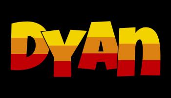 Dyan jungle logo