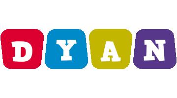 Dyan kiddo logo