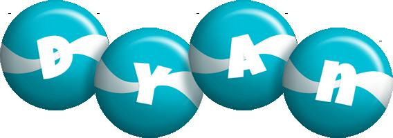 Dyan messi logo